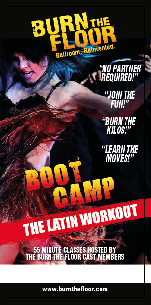 Burn The Floor Bootcamp